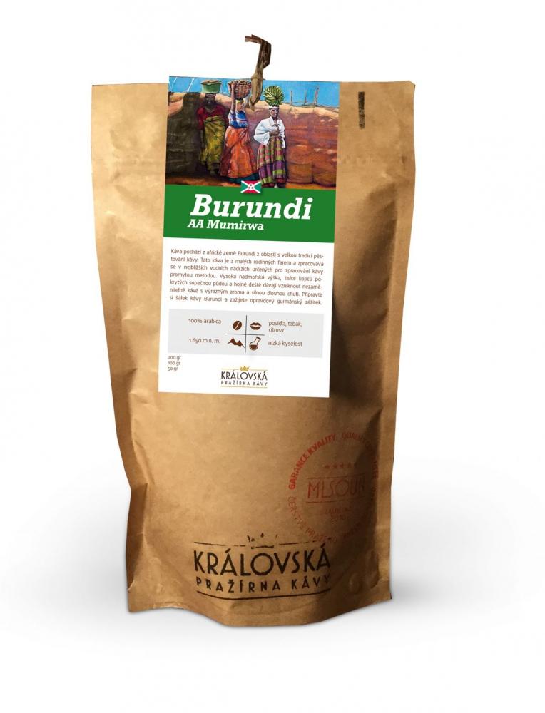 Burundi AA Mumirwa