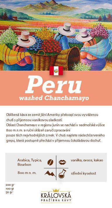Peru wasched Chanchamayo